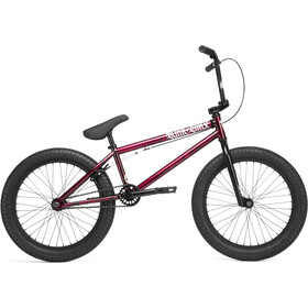 "Kink BMX Curb 2020 20"" gloss smoked red"